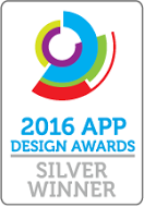 App Awards Silver Winner